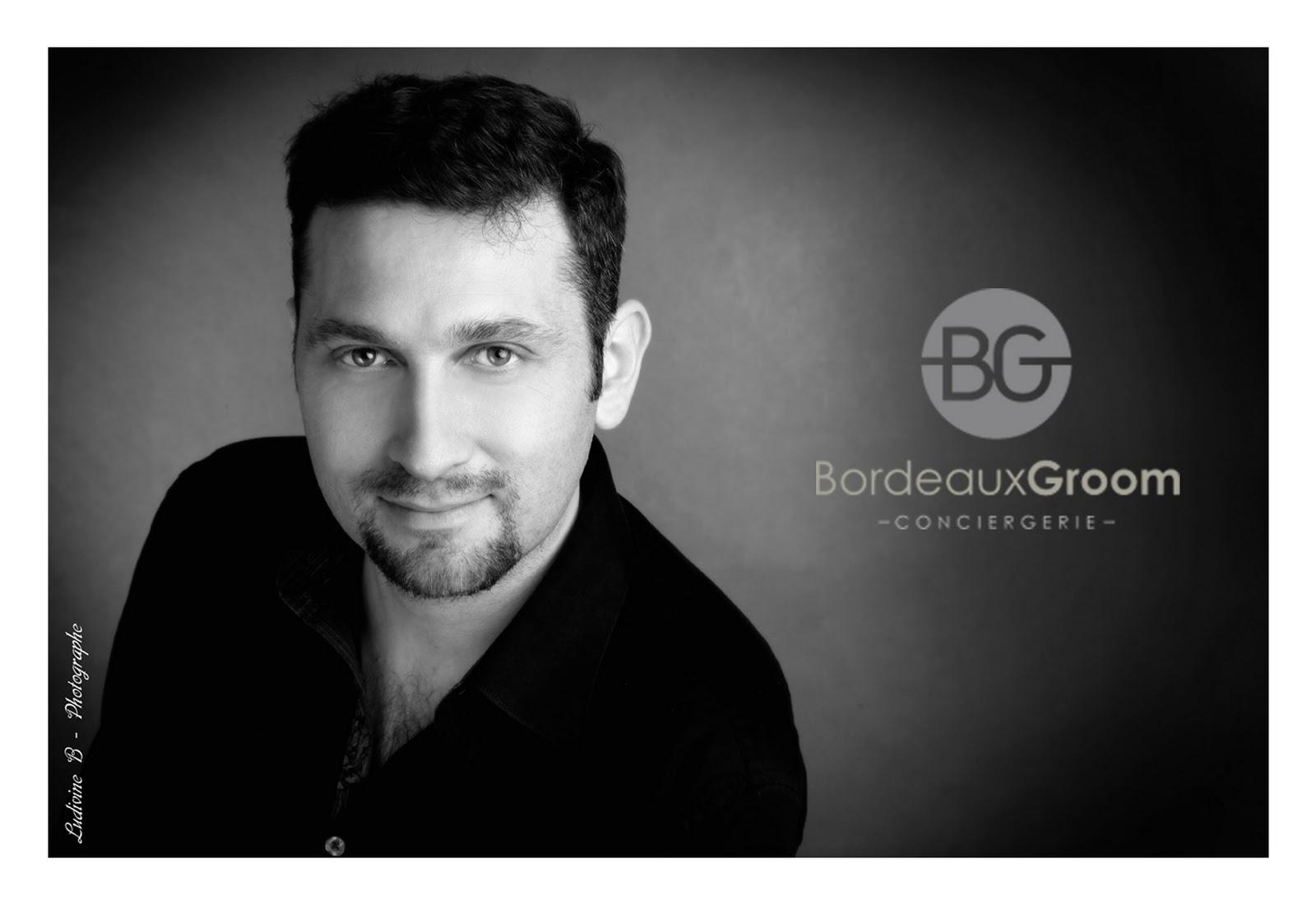 Bordeaux Groom, votre concierge privé !