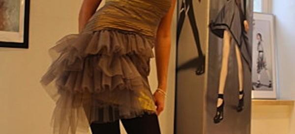 j'adore cette petite robe pour les fêtes ! (part 6)