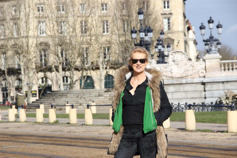 Perfecto vert gazon anglais blog enfin moi mode lifestyle bordeaux - Couleur bordeau en anglais ...