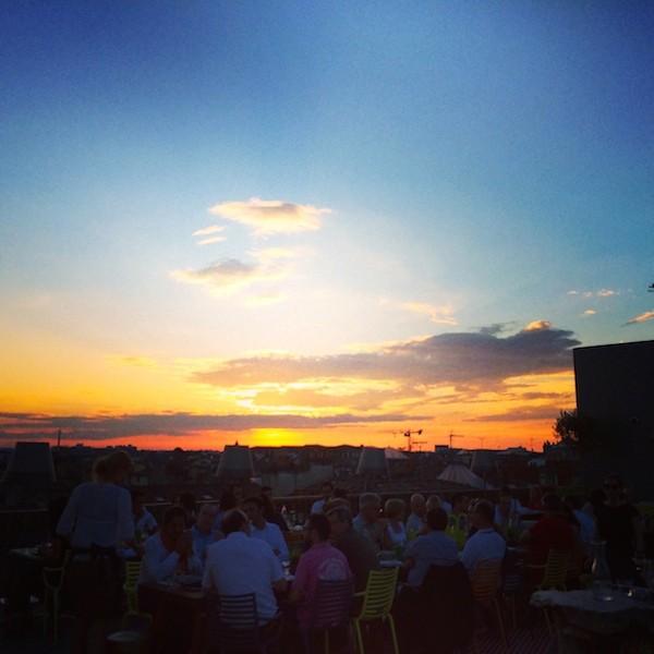 Une semaine des images 123 blog enfin moi mode lifestyle bordeaux - Le soleil se couche a quel heure ...