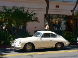 Porsche ancienne