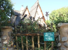Witch's house Los Angeles