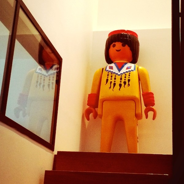 Playmobil geant
