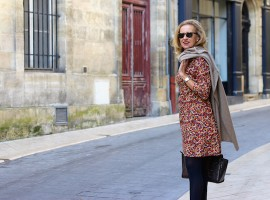 Robe FrenchTrotters rouille