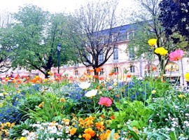 Place Gambetta Bordeaux