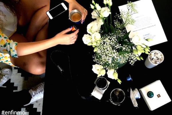 Petit déjeuner Nespresso