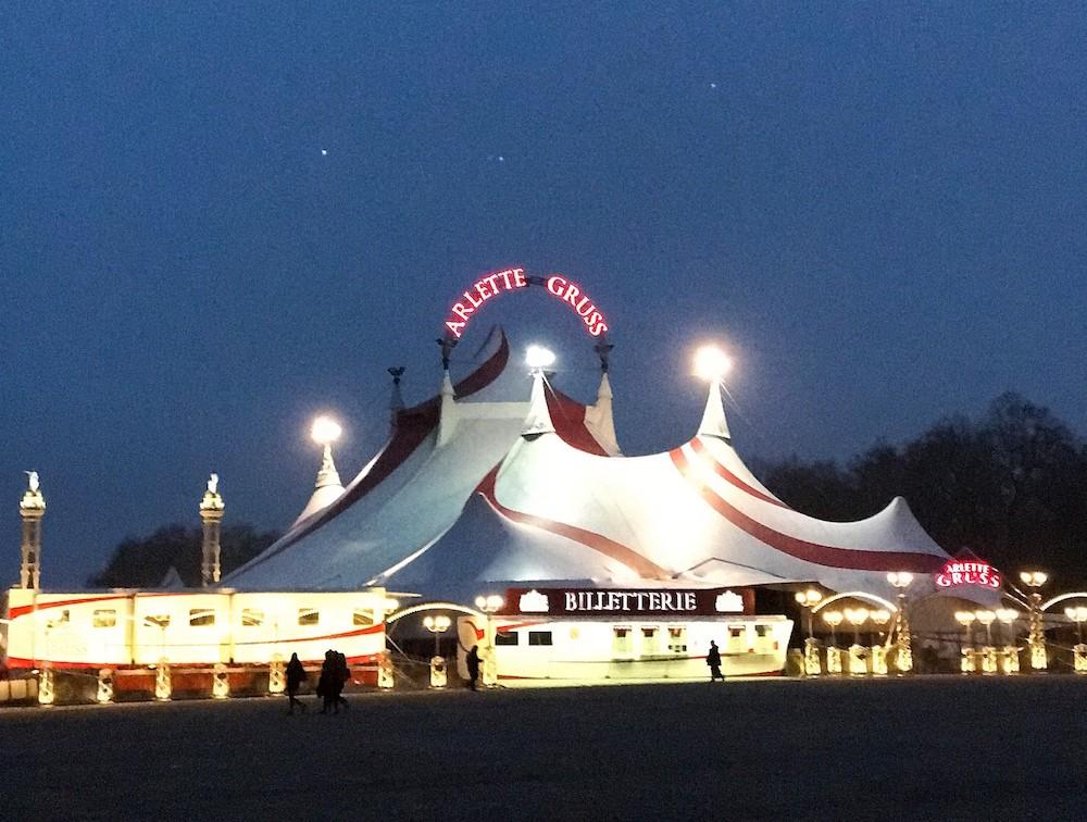 Mon cirque !