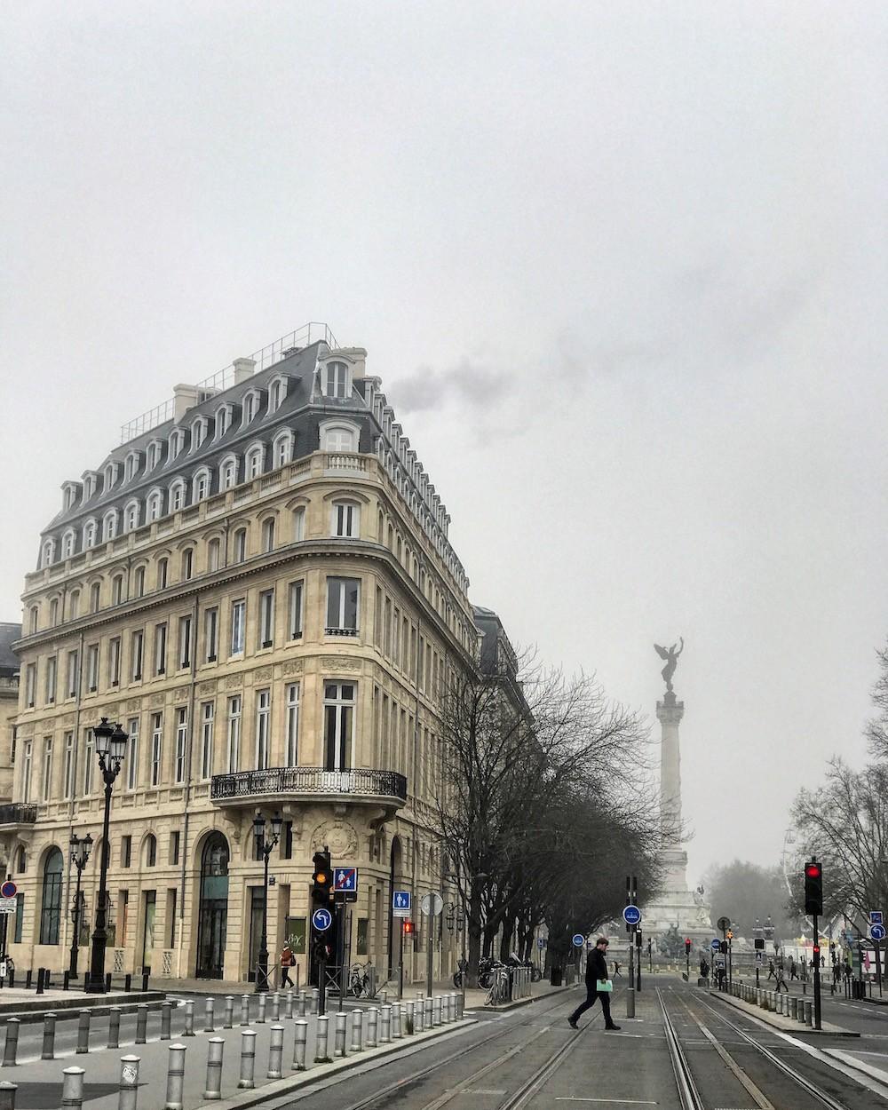 PLACE DE LA COMEDIE BORDEAUX