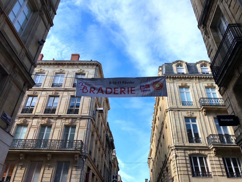 Braderie de Bordeaux !