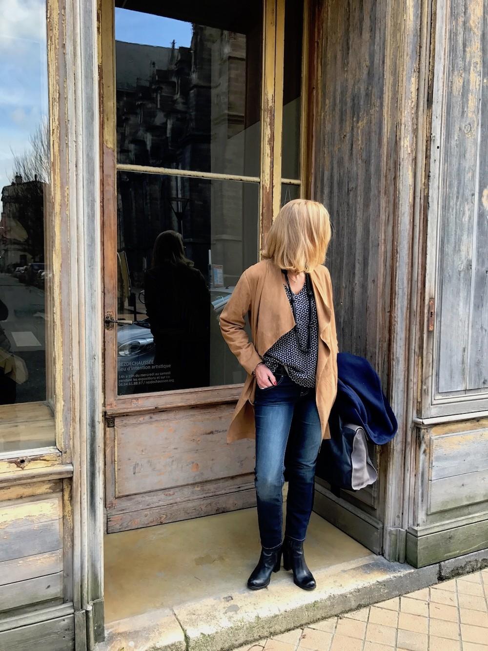 jeans DEVERNOIS