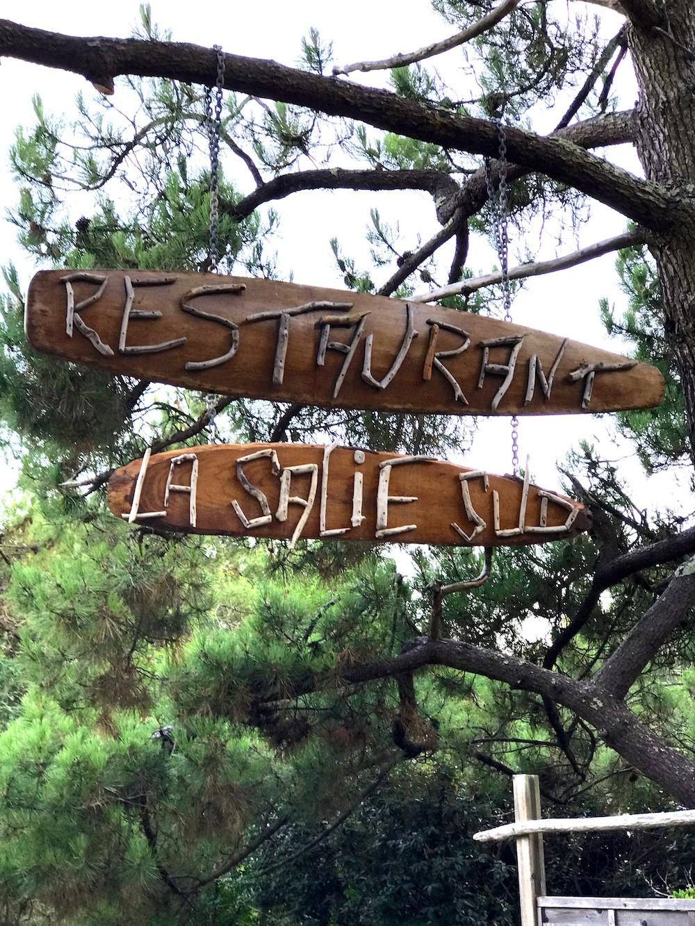 RESTURANT LA SALIE SUD