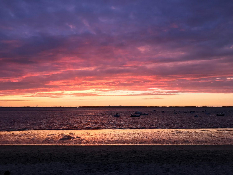 Sunset et autres plaisirs !