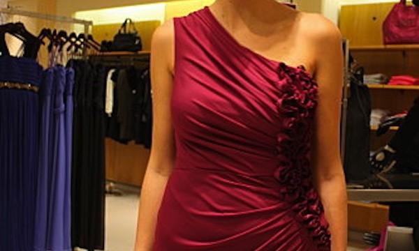 J'adore cette petite robe pour les fêtes ! (part 4)
