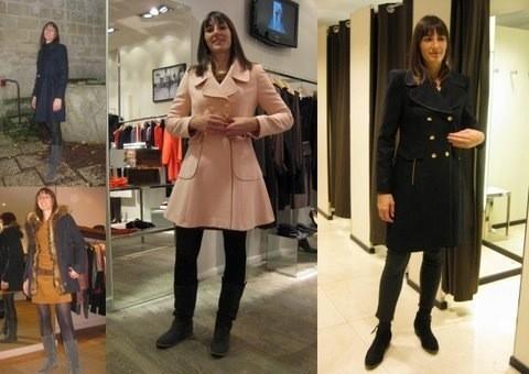 Un manteau, oui mais lequel?