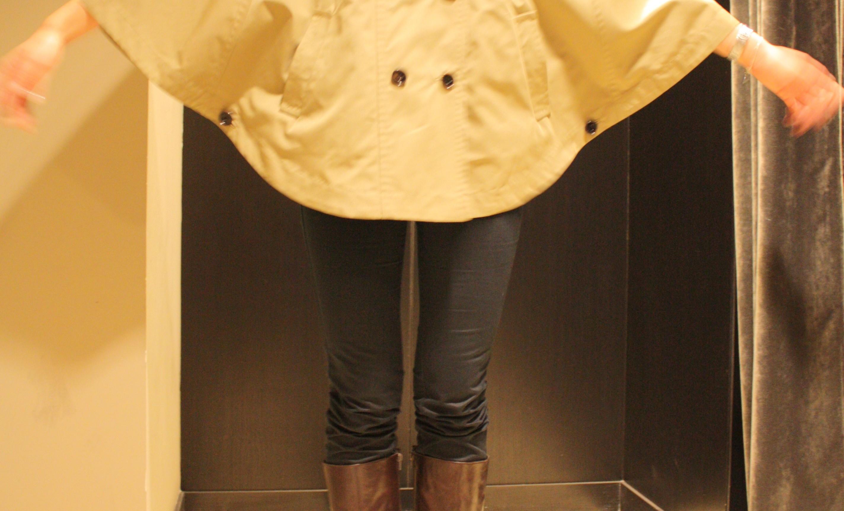 Ce jeans est fait pour vous (part 1), les brindilles !