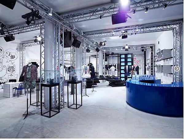 Une semaine pour découvrir l'expo Chanel chez Colette !