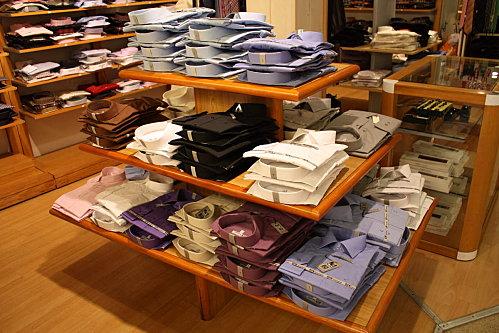 Rayon chemise Grand Quartier