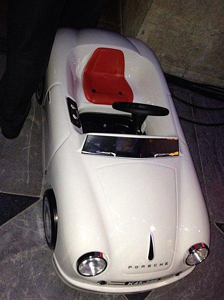 Soirée Porsche