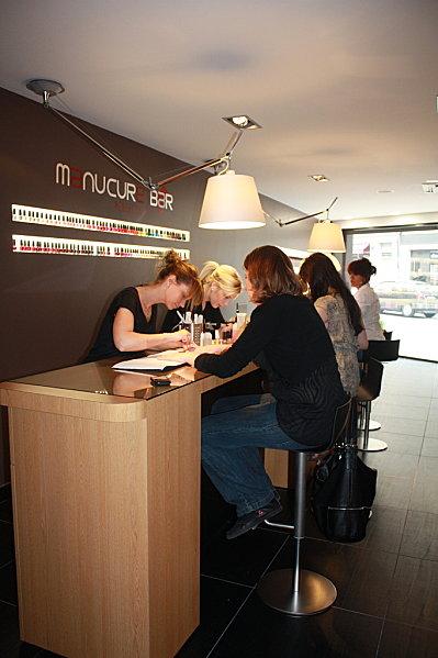 Manucure-Bar