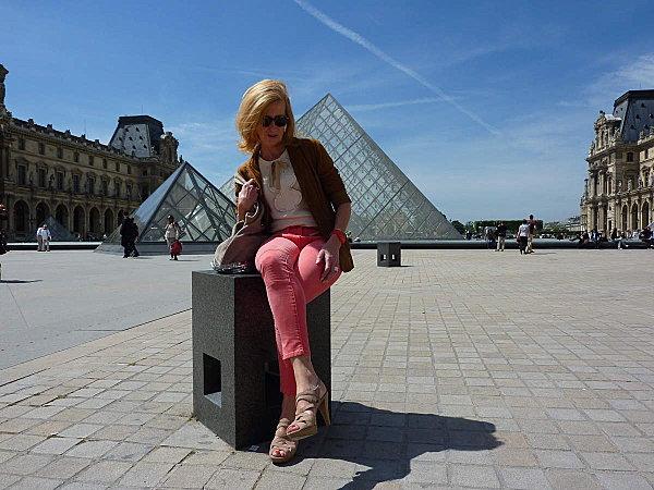 Paris corail !