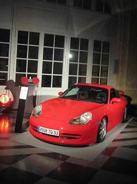 Soiree-Porsche