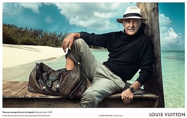 «Voyage» avec Louis Vuitton…