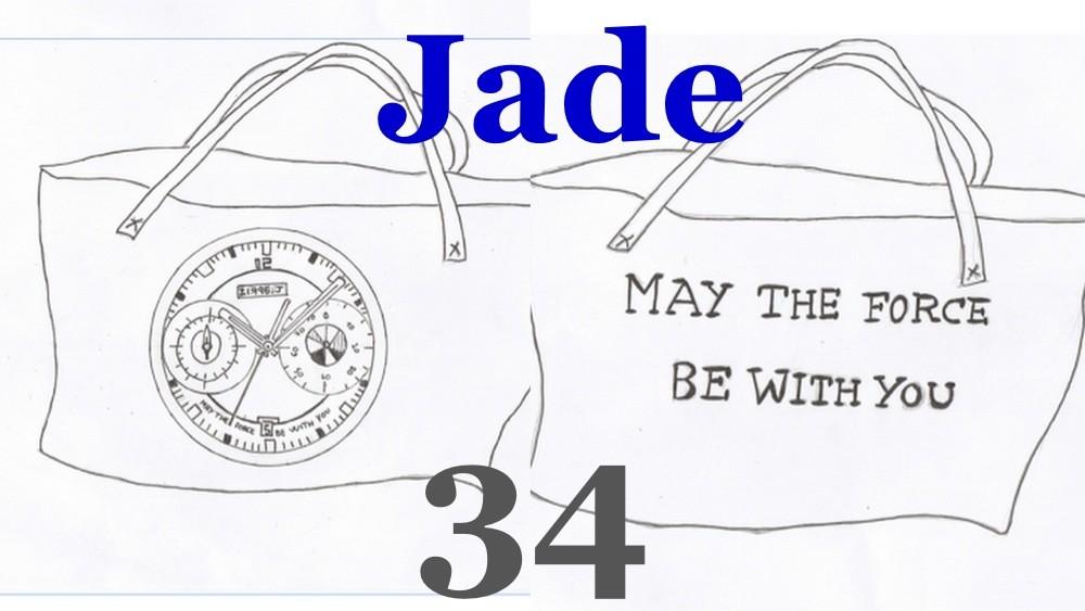 Le cabas de jade (34) !