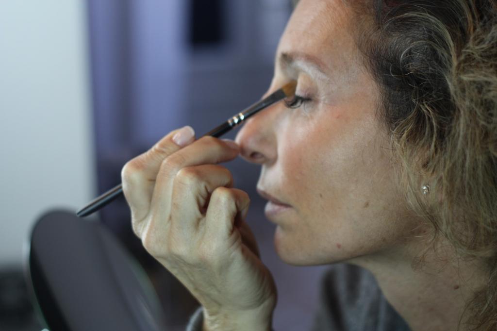 Etapes de maquillage Dramatic Smoky
