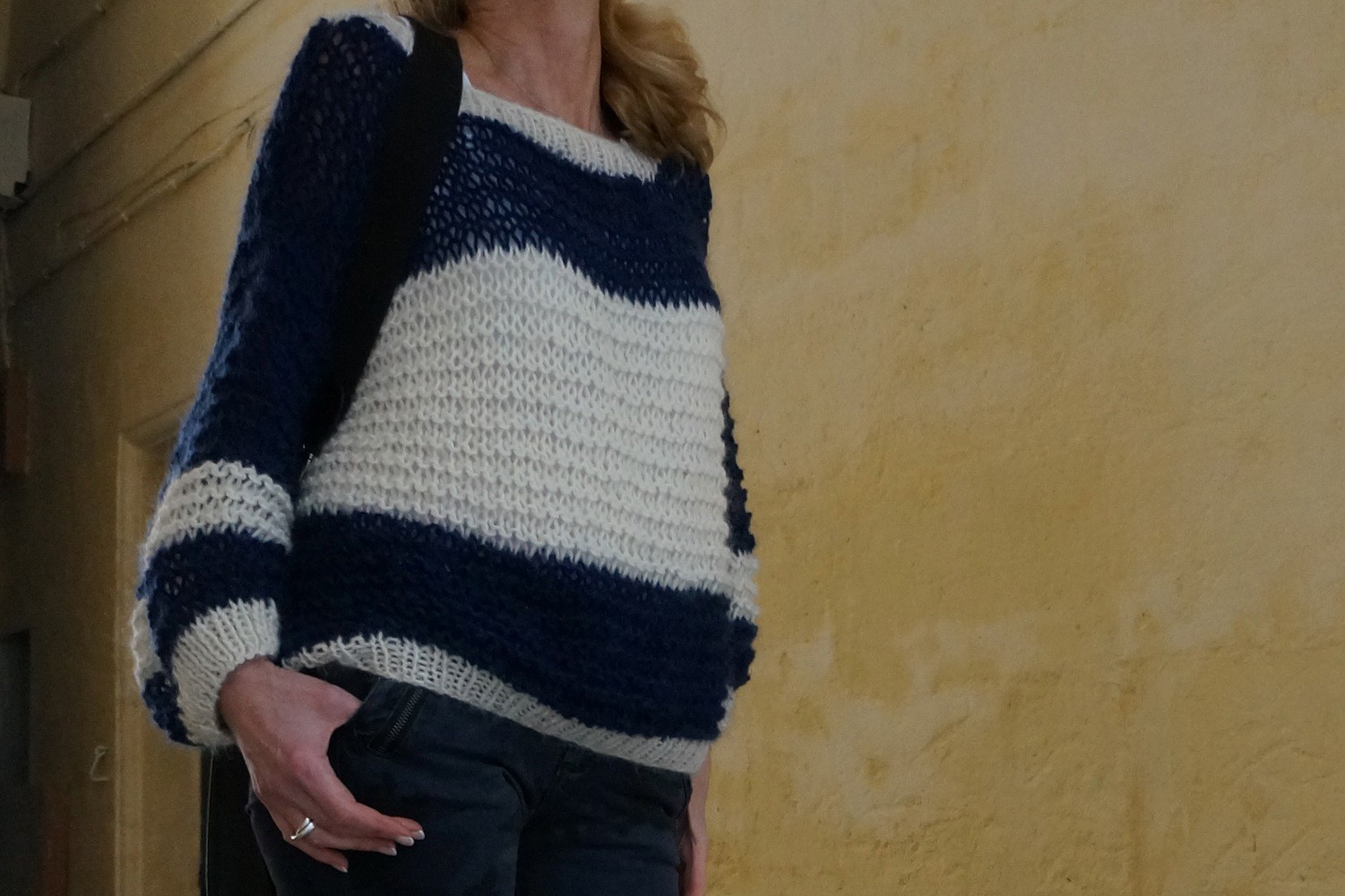 DIY, knitting your sweater like « Mes Demoiselles » !