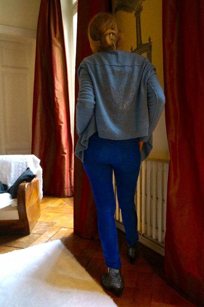 pull Z&V jeans Reiko