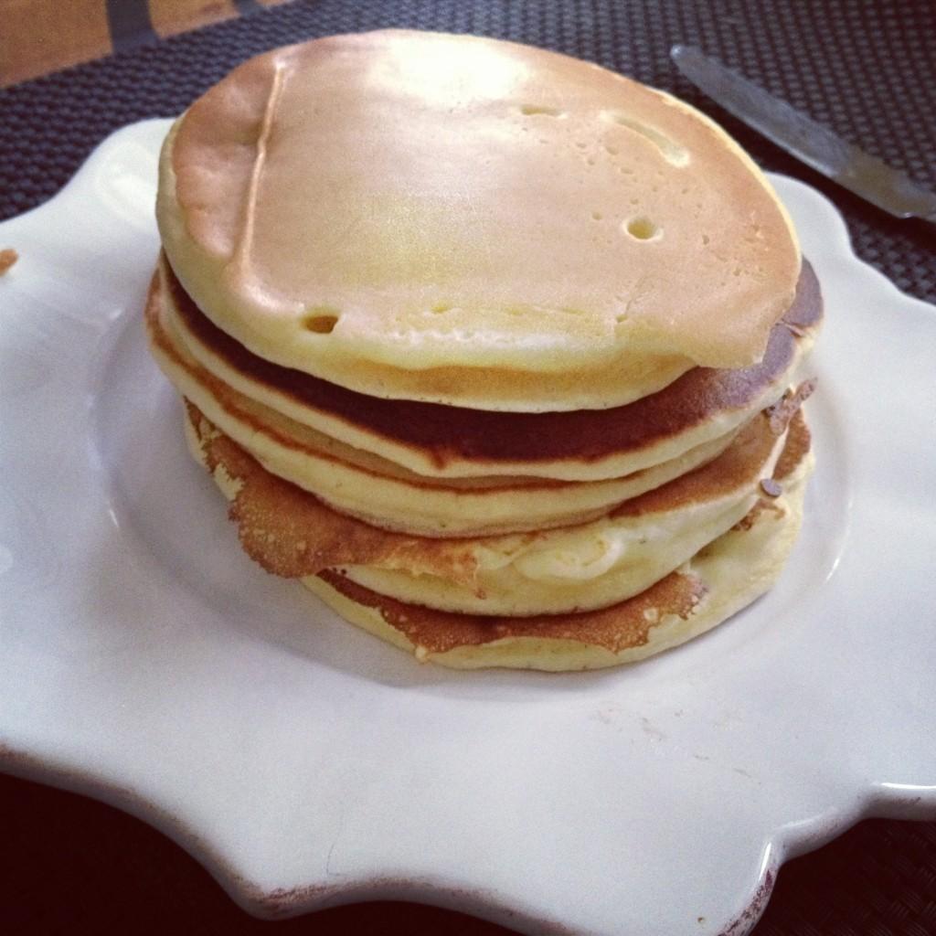 Pancake Enfin moi
