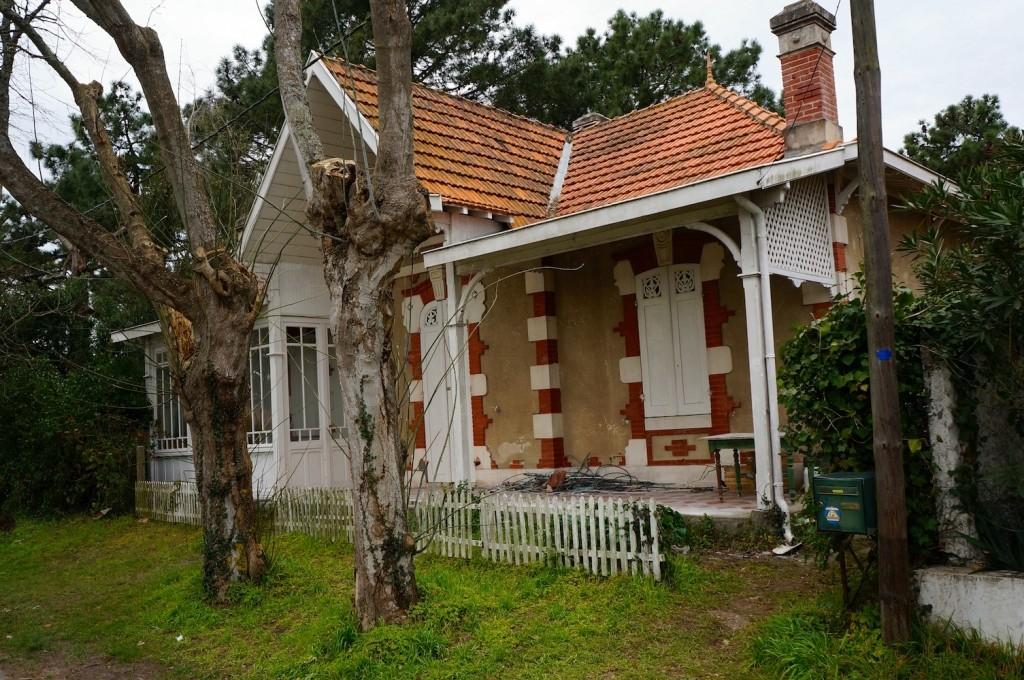Cabane du Cap-Ferret