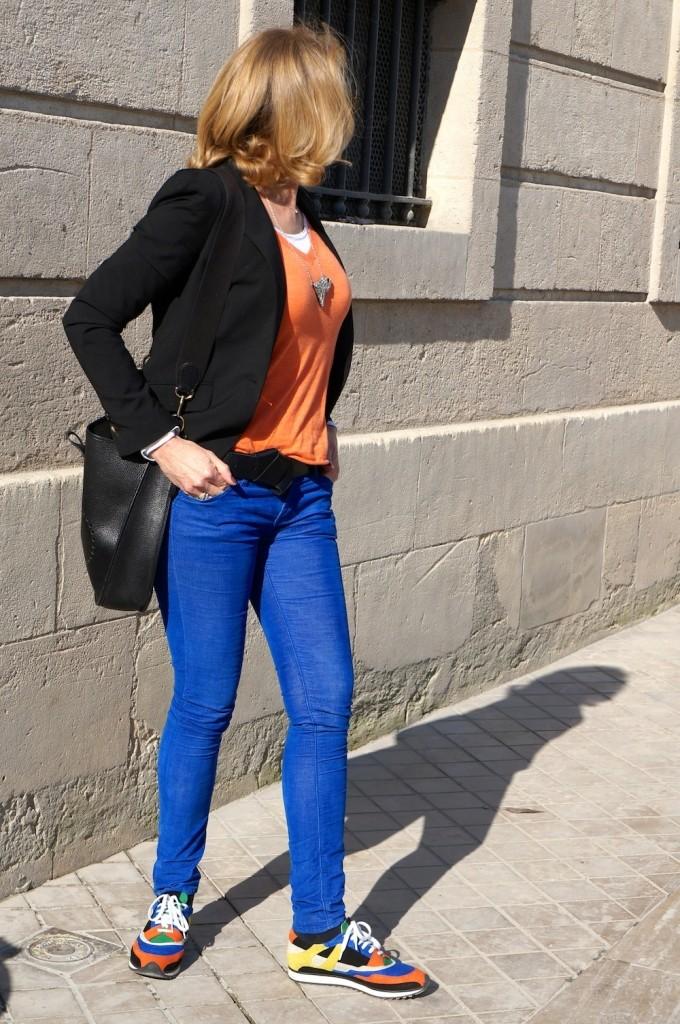Sneakers multicolore Zara