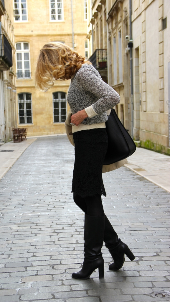 Pull By Zoé The Faubourg