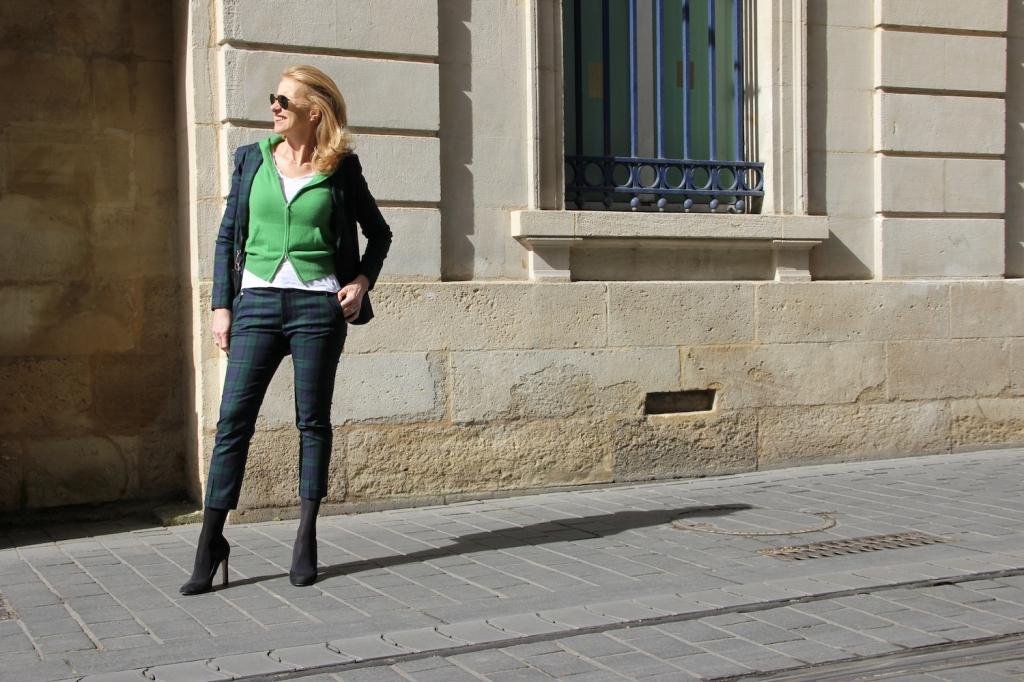 Tartan Zara 2013