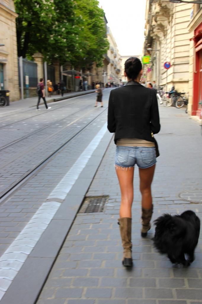 Aurélia, Blog mode Bordeaux