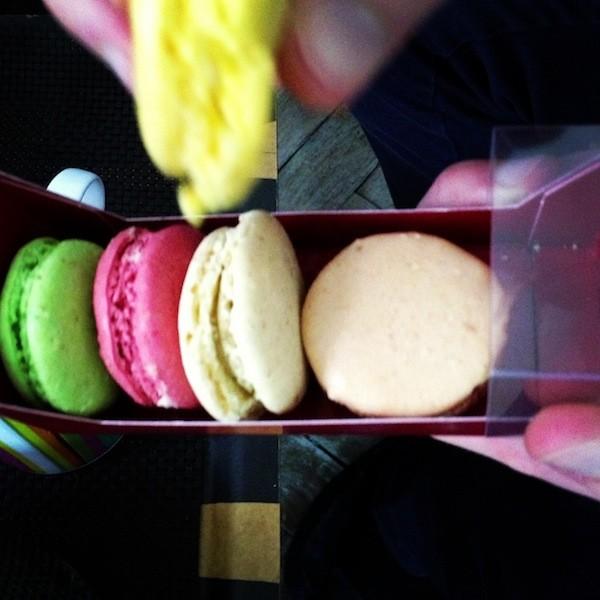 Macarons Baillardran