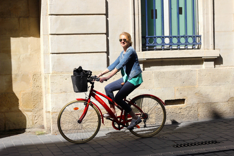 Un dimanche… à bicyclette !