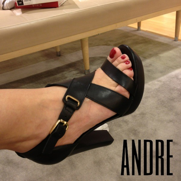Sandales ANDRE