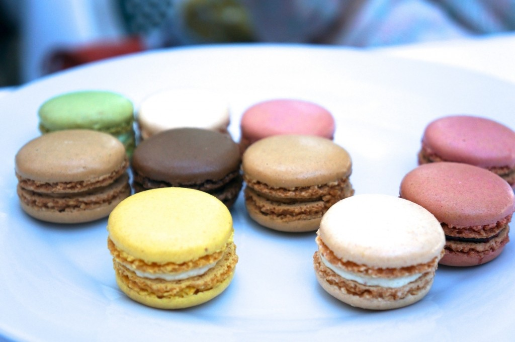 Macarons Pavillon Garonne