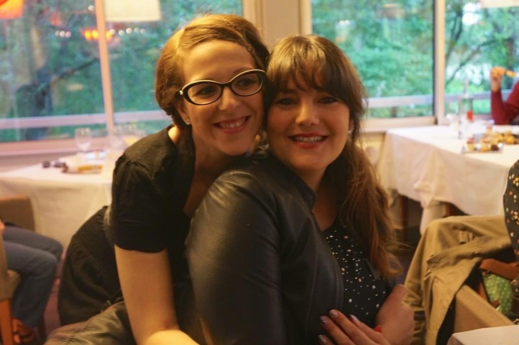 Sasou et Laurianne