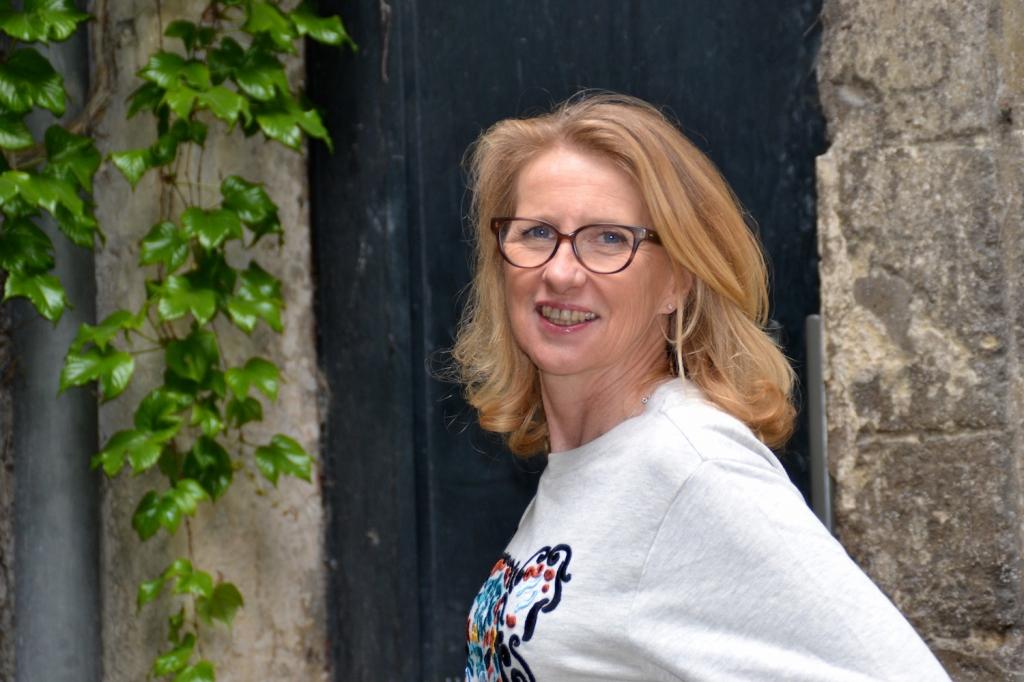 Sylvie,Blogueuse mode Bordeaux