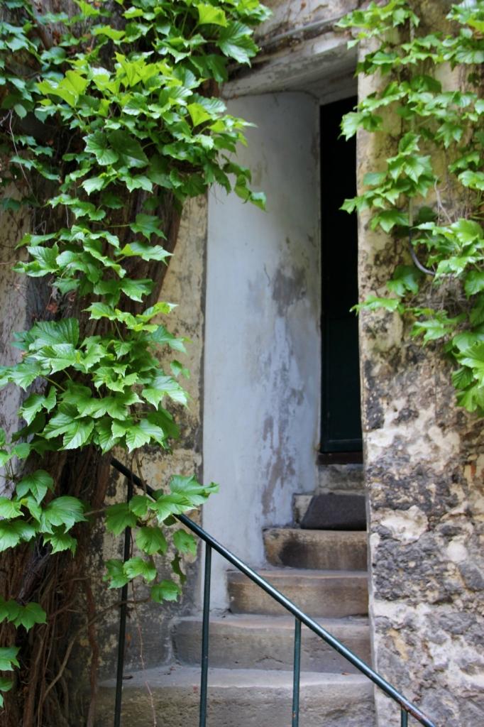 Bordeaux, cour intérieure