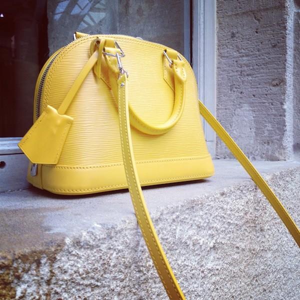 Mini Alma Louis Vuitton
