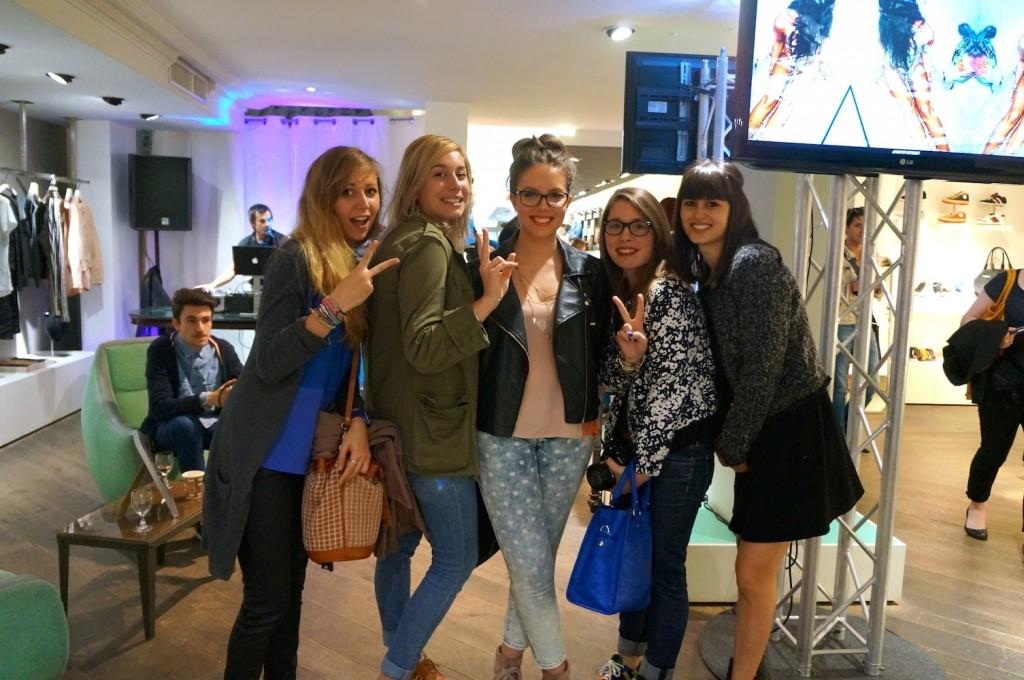 Blogueuses mode Bordeaux