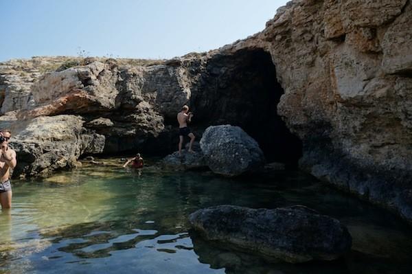 Grotte-de-Comino