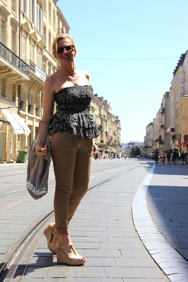 Jupe/bustier Isabel Marant