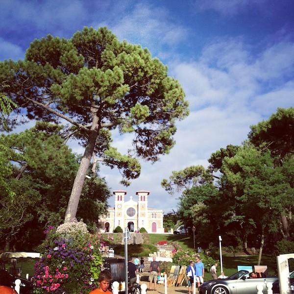 Eglise du Moulleau