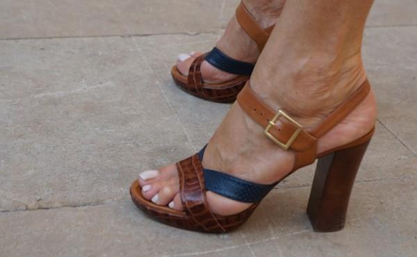 sandales Chi Mihara