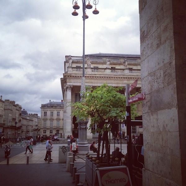 Grand Theatre de Bordeaux